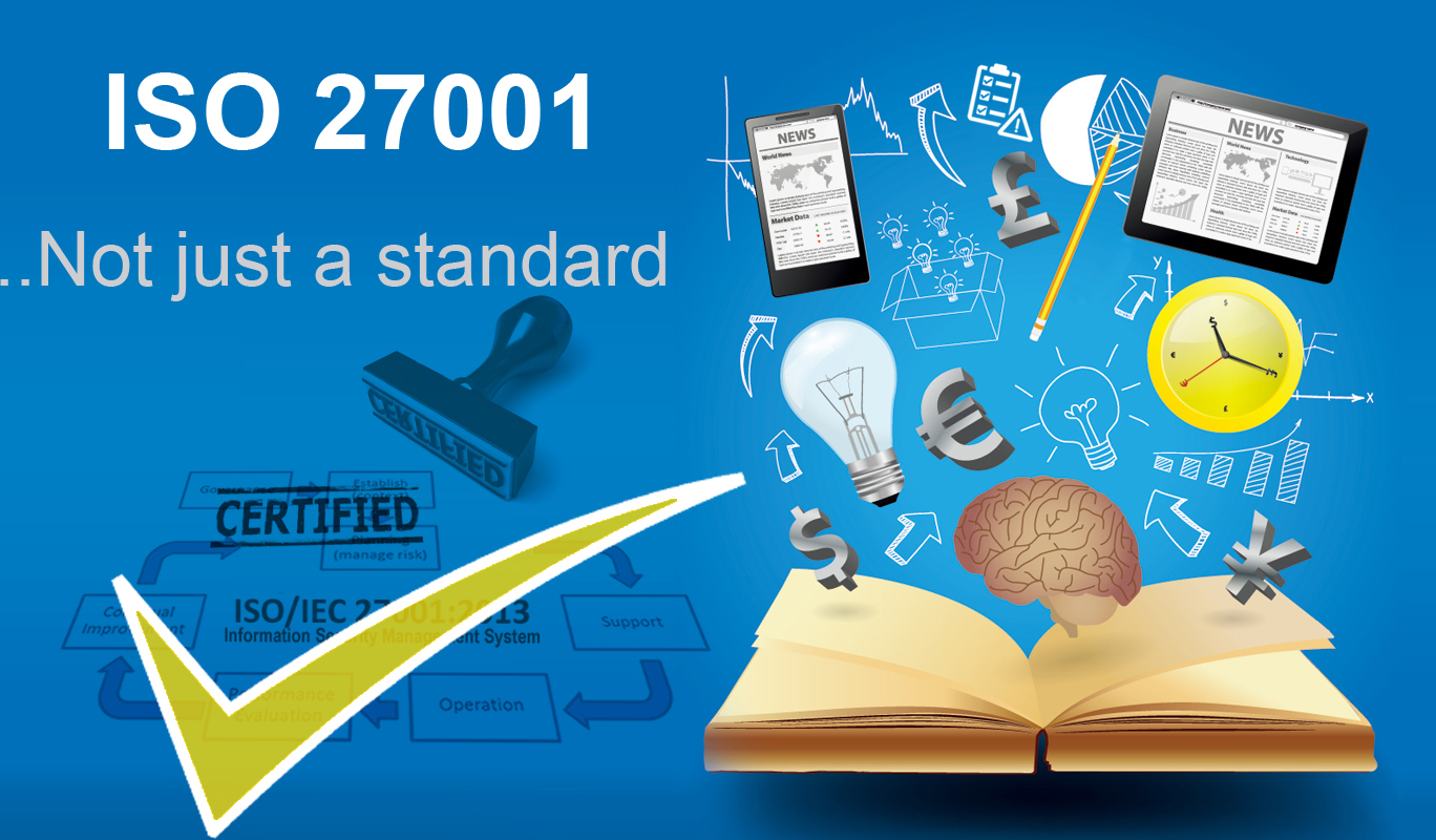 Image result for benefits iso 27001 certification