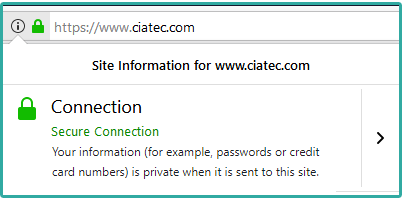 What is SSL Certificate and how to get it? - CIATEC